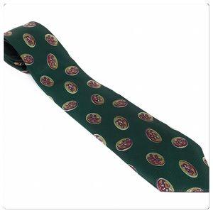 Jos A Bank Tie Premier Collection 100% Silk